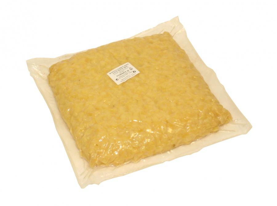 Brambory vařené kostky NA SALÁT 5kg vak.bal.