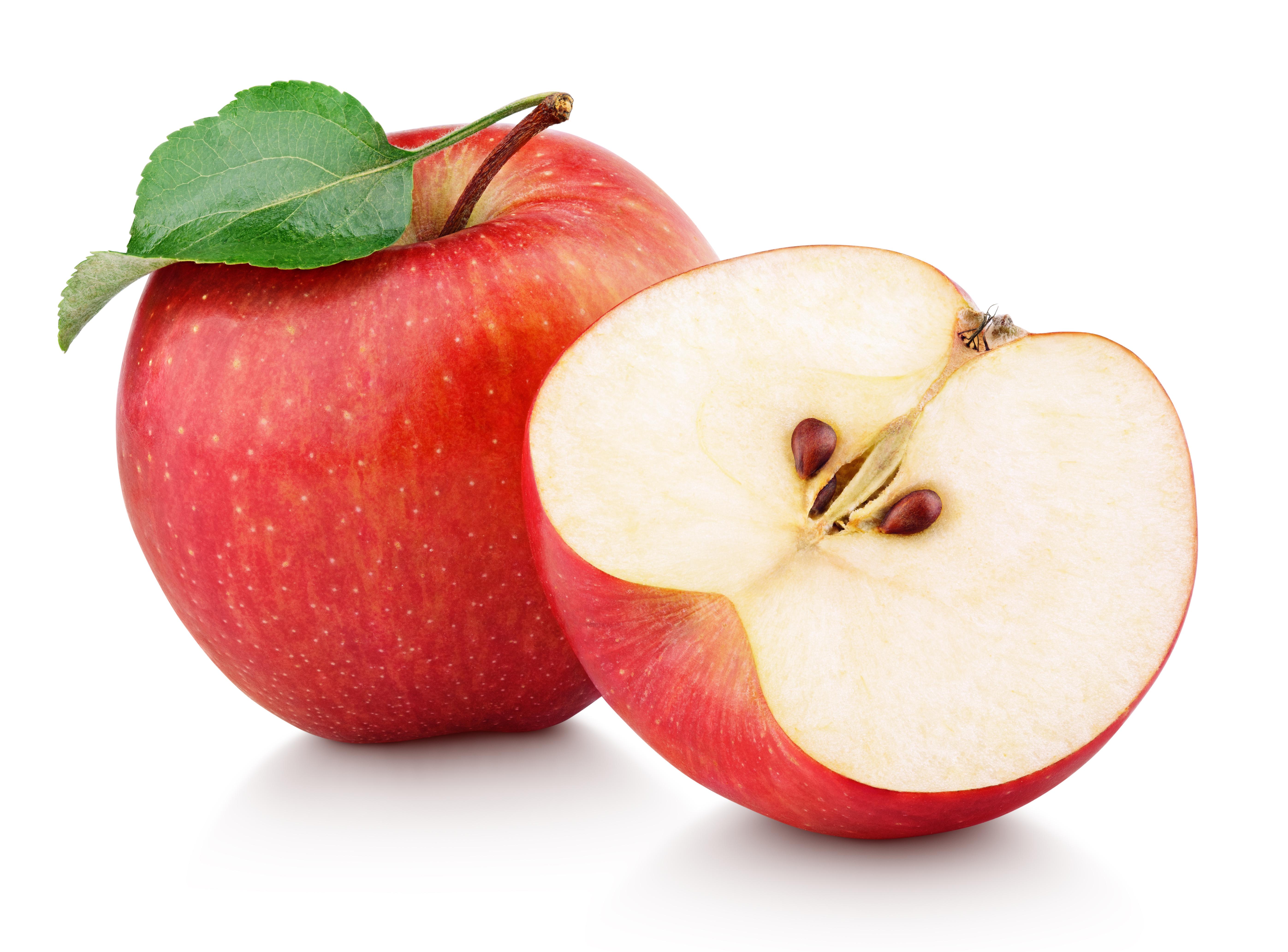 """Jablko 75+ červené RUBÍN/RUBINOLA """"KS"""" velké (190-260 g)"""