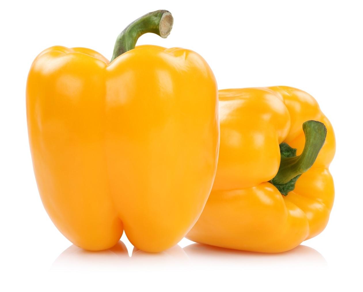 "Paprika ŽLUTÁ ""KS"" cca 180 - 220 g"